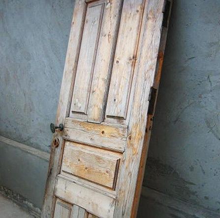 Обновление старой двери