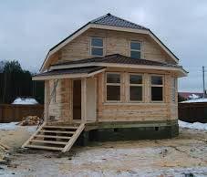 Как и из чего можно построить дом
