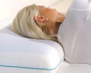 Виды ортопедических подушек