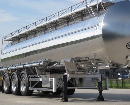 Цистерны для перевозки жидких грузов