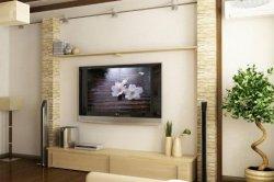 Телевизор в дизайне помещения