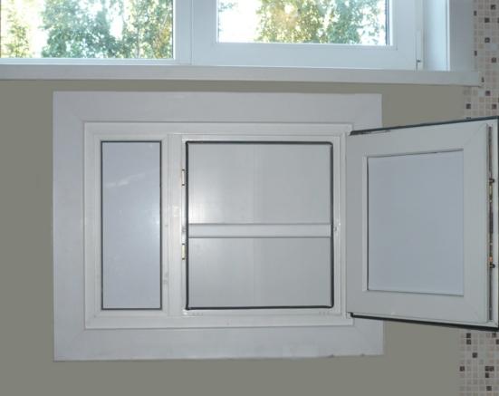 Ниша под окном на кухне: новое видение старой концепции