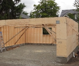 Строим недорогой гараж