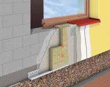 Преимущества мокрого фасада