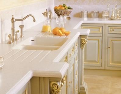 Основные критерии выбора кухонных столешниц