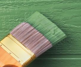 Экологические краски и где они применяются