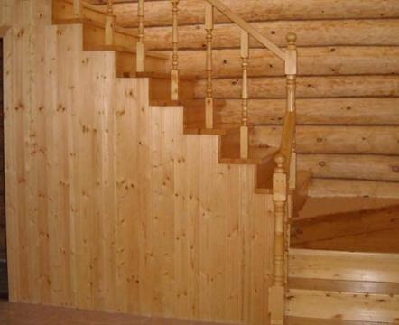 Особенности отделки деревянного дома