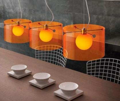 Правила выбора светильника для кухни