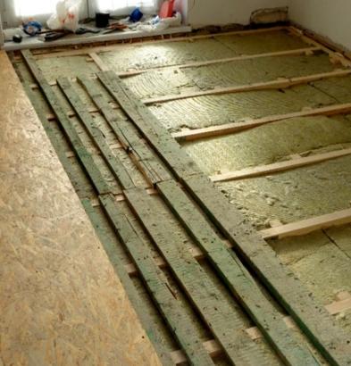 Этапы реставрации и ремонта старого пола в офисе