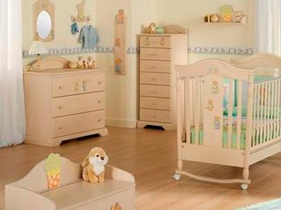 Правила обустройства детской комнаты для новорожденного