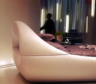 Уникальные дизайнерские кровати