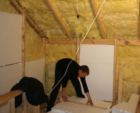 Теплоизоляция дома: советы, рекомендации