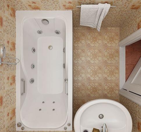 Три кита безупречной мебели в ванную комнату
