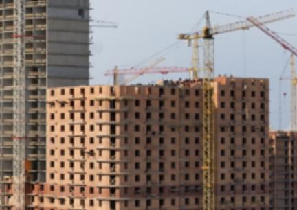 Развитие строительной отрасли в России