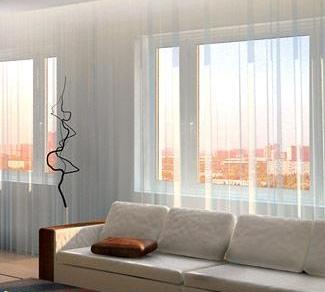 Какие окна лучше подходят для обычной городской квартиры?