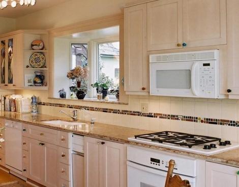 Выбор отделки при ремонте кухни