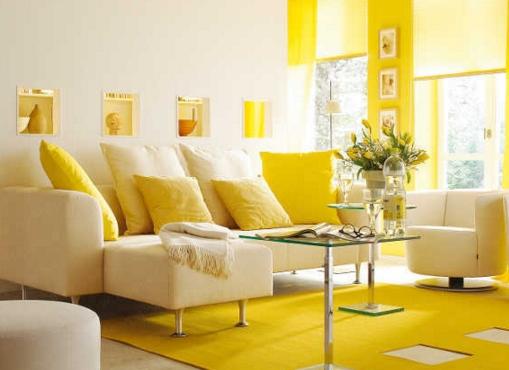 Цвета в квартирном дизайне