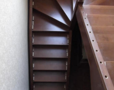 Раз ступенька, два ступенька — будет лестница