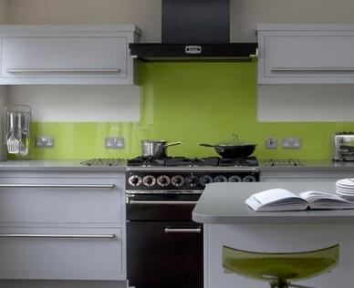 Кухня  в «съедобных» тонах