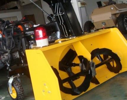 Снегооуборочное оборудование