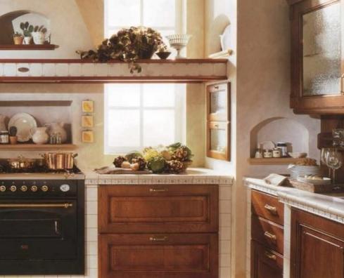 Кухня: вечная классика