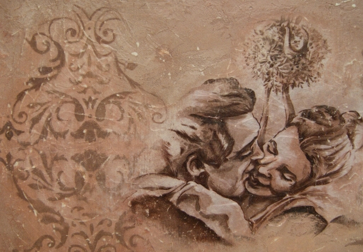 Фреска на современный лад