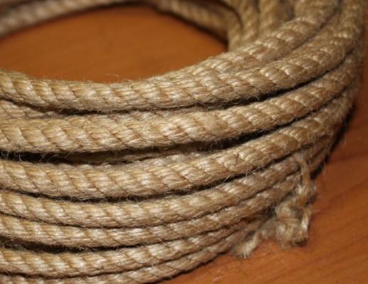 Канаты и веревки: плюсы и минусы сырья