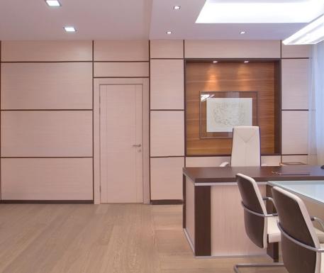 Кабинет: комната для работы и отдыха