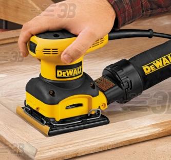 Плоскошлифовальная машина DeWALT DW 411