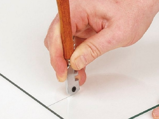 Как разрезать стекло