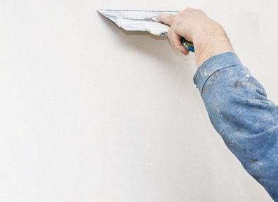 Если стены нуждаются в ремонте