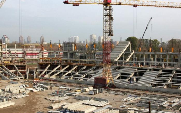Особенности монолитного строительства спортивных сооружений