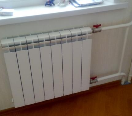 Отопление в квартире или доме