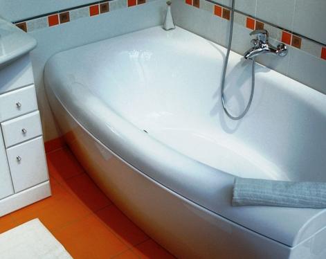 Какую выбрать ванну - акриловую или стальную?