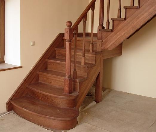 Деревянные лестницы для дома