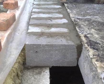Укладка плитного фундамента своими руками