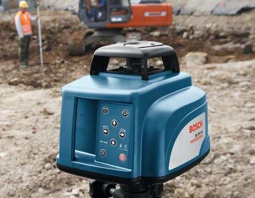 Ротационные лазерные нивелиры Bosch  BL