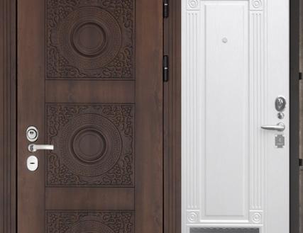 Входные квартирные и уличные двери