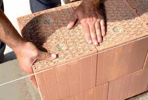 Методы высушивания кирпичных стен