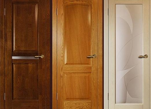 Межкомнатные двери - виды и особенности