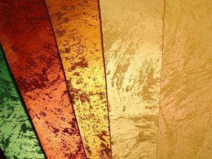 Текстурное покрытие на акриловой основе Fractalis Stream
