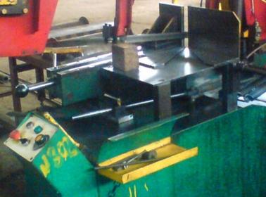 Станки Omax 14251 - резке металла — труб, проката, уголков и т.д.