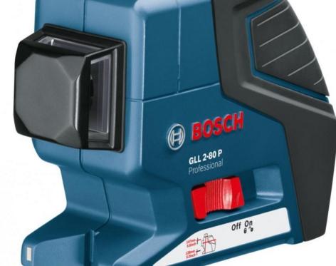Лазерные нивелировочные приборы BOSCH BL