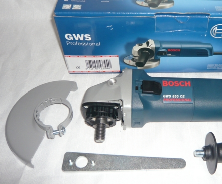 Шлифовальные машины BOSCH GWS