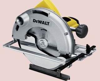 Профессиональная циркулярная пила DeWALT dw 62