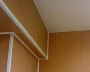Как отделать стены МДФ-панелями?
