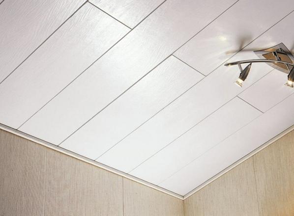 ПВХ-материал для отделки потолка