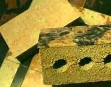 Как самому изготовить мрамор из бетона?