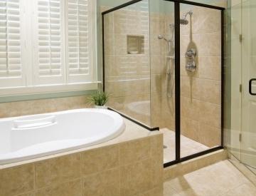 Ванна или душевая кабинка?