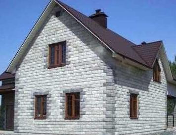 Дом из пеноблоков. Строим сами